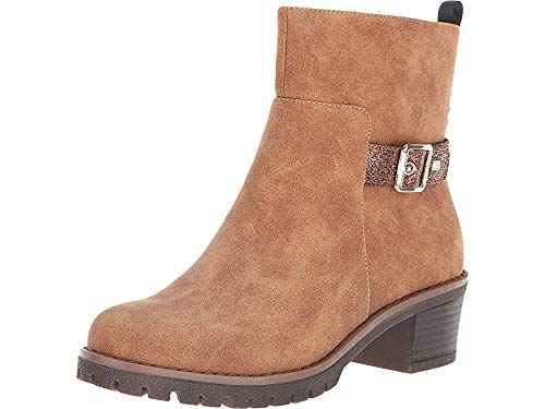 Tommy Hilfiger Kids Girl's Teri Marlow (Little, Light Bronze, Size 3 Little Kid