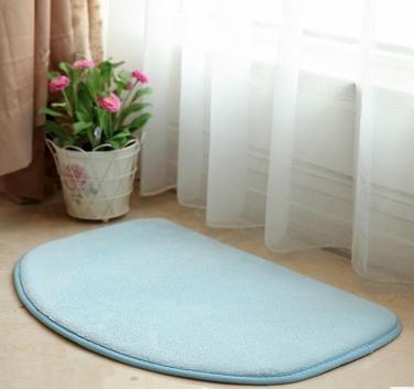 xxl Tapis absorbant l¡¯eau tapis salle de bain chambre tapis tapis anti-d¨¦rapant , 4