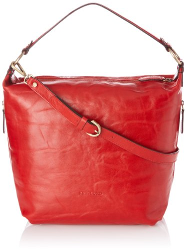Kesslord Women's Diane Shoulder Bag Red red Taille Unique
