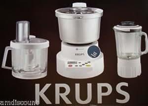 Robot Cocina Krups KA8027 Motor Technic 1100