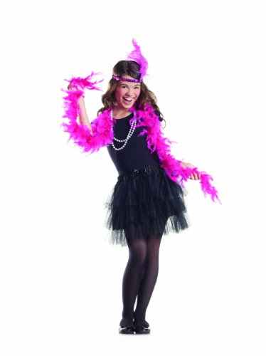 Flapper Costumes Kit (Party King Flapper Kit)