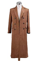 Brown Long Trench Coat