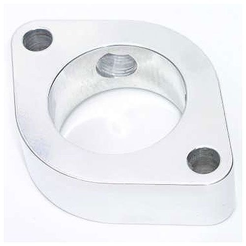 (Meziere WN0028U Polished Water Neck Spacer)