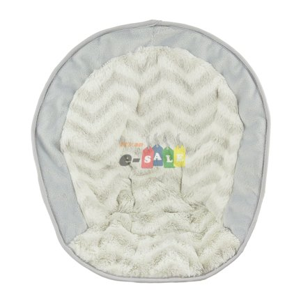 Fisher Price BOUNCER Replacement SEAT PAD & Infant Body Support / Cushion COVER , CMR14 BODY SUPPORT PAD SWEET SURROUNDINGS