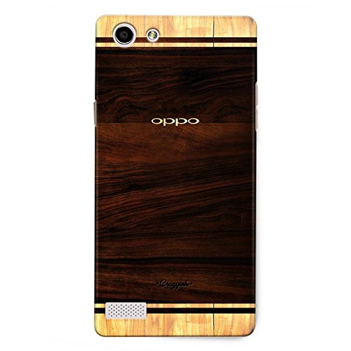 new styles be186 608da CrazyInk Printed Wooden Logo Waterproof Scratch Proof: Amazon.in ...
