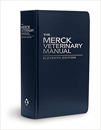 Amazon veterinary medicine books small animal medicine food the merck veterinary manual fandeluxe Images