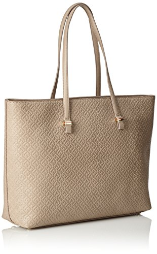 Tommy Hilfiger ACCESSORI Mujer funda TH Emboss Tote Rosa