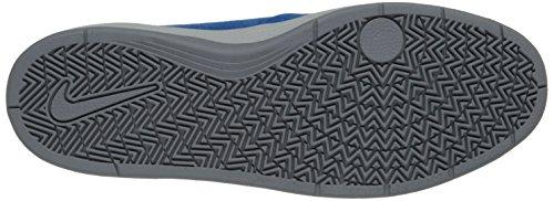 Nike Herren Boston 2 Synthetic-And-Stoff Turnschuhe Foto Blau / Smmt Weiß-Wolf Grau