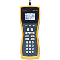 Fluke Networks TS54 Pro Telephone Test Set with TDR, Tone Generator, and LCD