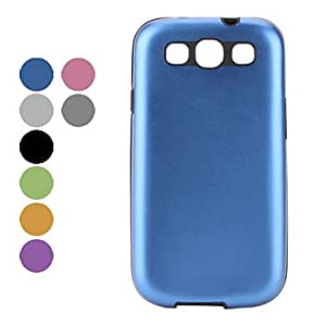 SOL ships in 48 hours Vogue Design Soft Case for Samsung Galaxy S3 I9300 (Assorted Colors) , Green
