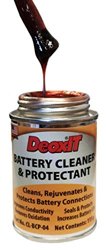 Caig DeoxIT Battery Cleaner & Protectant with Brush Lid, 118 g (CL-BCP-04) by CAIG Laboratories (Image #3)