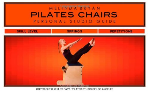 (Pilates CHAIRS Personal Studio Guide)
