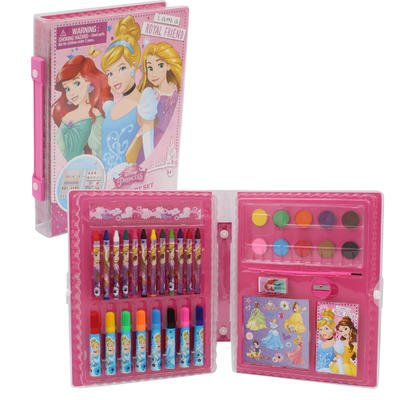 Amazon Kids Art Supplies And Crafts For Girls Disney Princess
