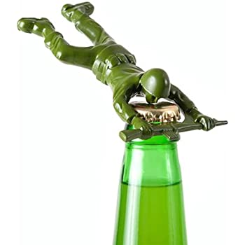 Army Man Bottle Opener by One Hundred 80 Degrees