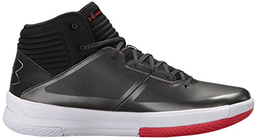 De Homme Ua Multicolore Chaussures white 001 black Under Basketball 2 Lockdown Armour 0nXqCxw47