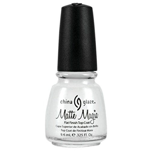 China Glaze Matte Magic Top Coat (Coat Matte)