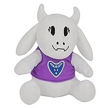 "OlgaToys® Undertale Sans Plush Doll Toy Cosplay 7.88"" For Kids"
