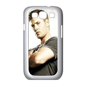 C-EUR Phone Case Supernatural Hard Back Case Cover For Samsung Galaxy S3 I9300