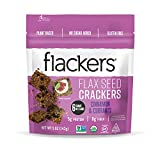 Doctor In The Kitchen Flackers Gluten Free Flax