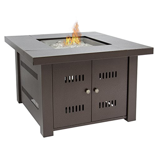 BCP Hammered Antique Fire Pit