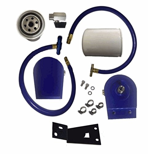 Coolant Filter System Filtration Kit 2003-2007 Ford Powerstroke 6.0 Turbo Cooler - Excursion Powerstroke Diesel Exhaust System