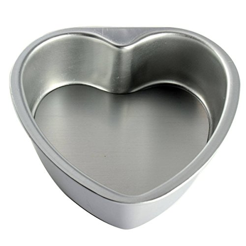 Heart Shaped Cake Pan Removable Bottom