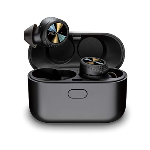 BackBeat PRO 5100 True Wireless Bluetooth Earbuds (Best Plantronics Bluetooth 2019)