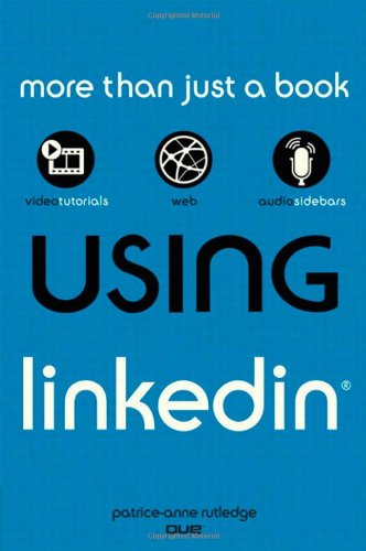 [PDF] Using LinkedIn Free Download | Publisher : Que | Category : Computers & Internet | ISBN 10 : 0789744597 | ISBN 13 : 9780789744593