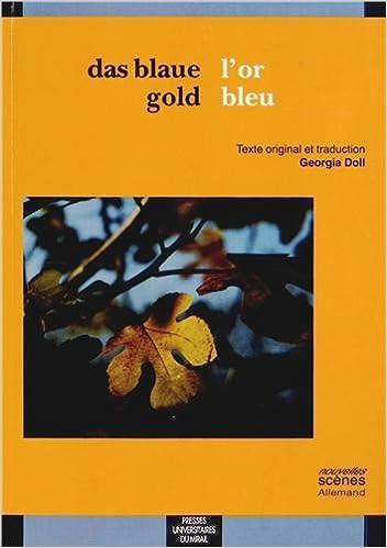 Lire en ligne L'or bleu pdf epub