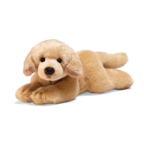 "GUND Yellow Labrador Medium 14"" Plush for sale  Delivered anywhere in USA"