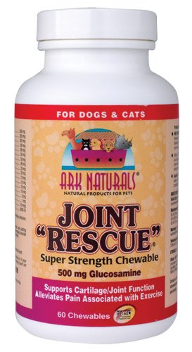 Ark Naturals Joint Rescue Super Strength 90 Chewable Wafers, My Pet Supplies