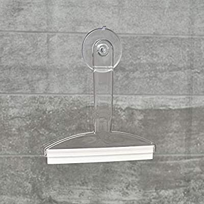 iDesign Rasqueta limpiacristales para cabinas de ducha ...