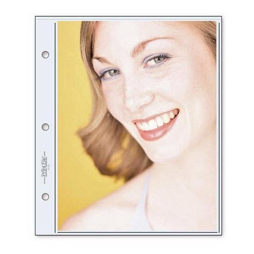 Print File 912-2P, 9x12'' Oversized Pages, 2 per Page. 25 Pack by Print File
