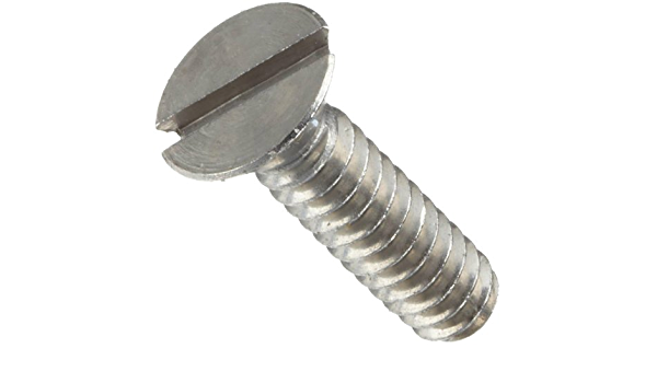 Slotted Drive 1//2-13 UNC Threads Round Head Steel Machine Screw Meets ASME B18.6.3 Pack of 10 Fully Threaded 1-1//2 Length Zinc Plated Finish