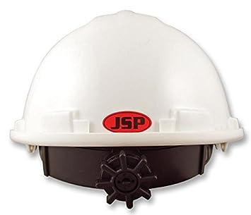 JSP ahn140 - 000-100 casco WHEEL RATCHET blanco (epítome certificado) [1]: Amazon.es: Bricolaje y herramientas
