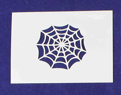 Halloween Stencil - Cobweb/Spider Web - 11