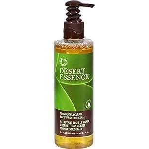 Amazon Com Desert Essence Desert Essence Face Wash
