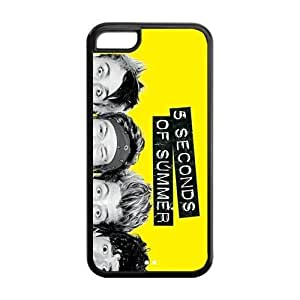 5 Second of Summer 5sos protection Case Cover Skin For iPhone 5c Pattern Case