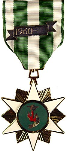 Vietnam Campaign With Date-MEDAL