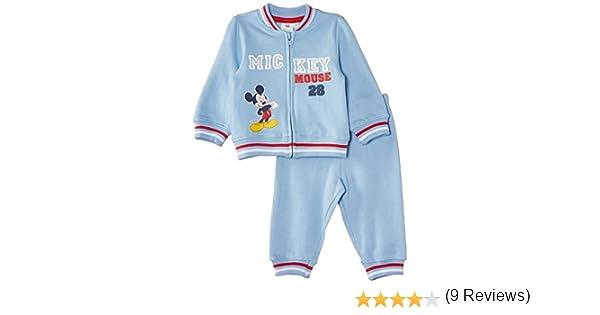 Disney Mickey Mouse - Chándal Niños: Amazon.es: Ropa y accesorios