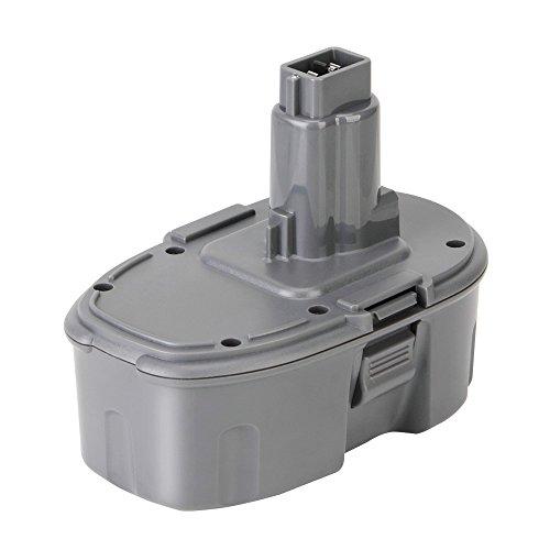 Replace Battery for Dewalt 18V 3.0Ah XRP DC9096 DE9039 DC9099 DE9095 DE9096 DE9098 DW9095 DW9096 DW9098 DE9503 NI-MH Cordless Tools Battery Pack Shinga Power
