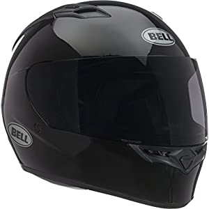 Bell Qualifier Full-Face Motorcycle Helmet (Solid Gloss Black, XXL)