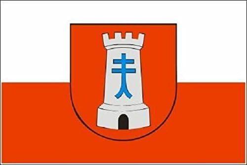 U24 Aufkleber Bietigheim Bissingen Flagge Fahne 12 X 8 Cm Autoaufkleber Sticker Auto