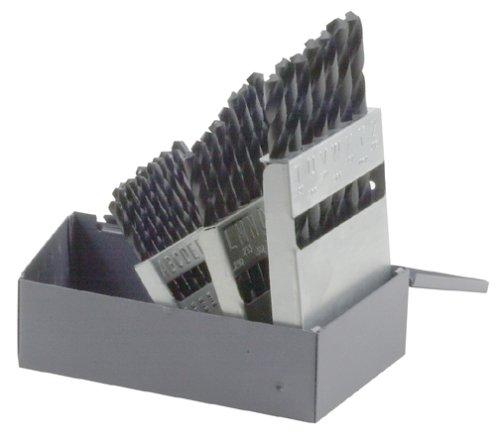 (Bosch BL0026 26-Piece Metal Index Black Oxide Drill Bit Set)