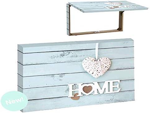 Item Tapa para Contador de luz Color Azul diseño Home con corazón ...