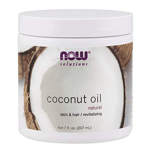 Now Foods Coconut Oil, 7 Ounce
