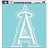 MLB Anaheim Angels 18-by-18 Die Cut Decal