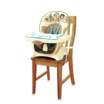 sc 1 st  Amazon.com & Amazon.com : Fisher-Price Deluxe SpaceSaver High Chair : Baby