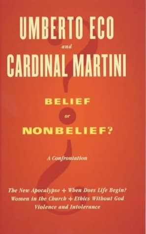Belief of Non Belief: A Confrontation