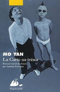 La Carte au trésor par Yan
